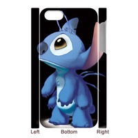 STITCH Iphone 5 case Iphone 4 4s case 3D