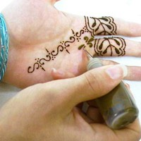Beachcombers! 1/2oz Soft Squeeze Henna Tattoo Paste Applicator Bottle With Fine Metal Tip