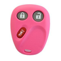 2004 2005 2006 04 05 06 SATURN VUE ***UNIQUE PINK*** 3 BUTTON REMOTE FOB CLICKER KEYLESS ENTRY (DEALER OR LOCKSMITH PROGRAMMING ONLY)WITH FREE DISCOUNT KEYLESS GUIDE : Amazon.com : Automotive