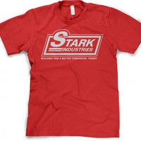 Stark Industries Shirt | iron man company shirt