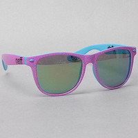The Daily Sunglasses in Cyan Speckle : NEFF : Karmaloop.com - Global Concrete Culture