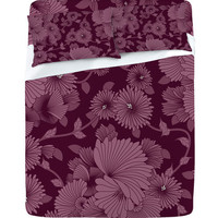 DENY Designs Home Accessories | Sabine Reinhart Nocturnal 2 Sheet Set