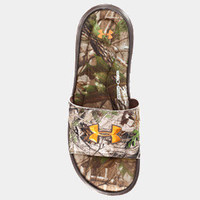 Men's UA Ignite Camo II Slides | 1240778 | Under Armour US