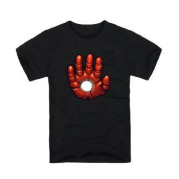Amazon.com: 2013 NEW IRON MAN 3 Plus Size Tee 3 Colors Cosplay Costume Casual Short Sleeve T Shirt: Clothing