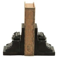 One Kings Lane - Industrial Accents - Pair of Typewriter Bookends