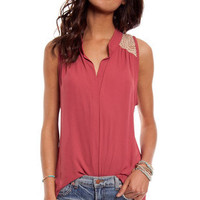 Cool Breeze Tank Top $38