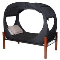 Bed Tent - Twin | Home Living | SkyMall