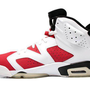 Jordan Carmine 6s from Dopest Apparel