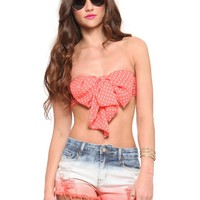 Hot Rod Bandeau - Tops - Clothes | GYPSY WARRIOR