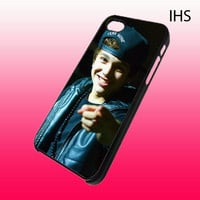AUSTIN MAHONE Mahomies Custom For iPhone 4/4s by ladiestaa on Wanelo