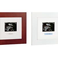 SONOGRAM FRAME | Ultrasound Picture Frames, Baby Photo