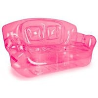 Inflatable Couch Color: Pretty Pink