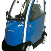Shoprider Flagship Enclosed Scooter