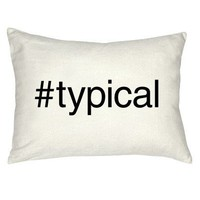 #typical Pillow