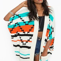 Arizona Knit Cardi in  What&#x27;s New at Nasty Gal