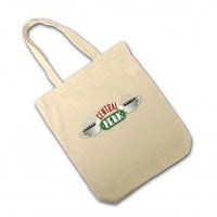 Friends Central Perk Tote Bag
