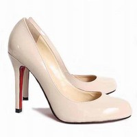 Christian Louboutin Decollete 100mm pumps Nude