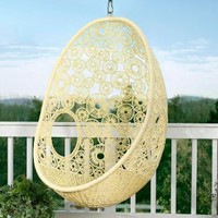 Flower Pod Chair: Patio, Lawn &amp; Garden