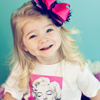 Marilyn Monroe Baby Onesuit  Toddler Tee also by ShopTheIttyBitty