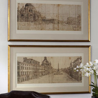 Architectural Prints - Horchow