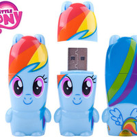 RAINBOW DASH MIMOBOT 8GB FLASH DRIVE