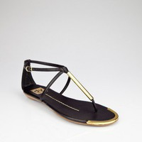 Archer Sandal in Black Stella DV by Dolce Vita - ShopSosie.com