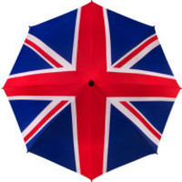 BBC America Shop - Union Jack Stick Umbrella