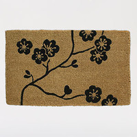Cherry Blossom Doormat | World Market