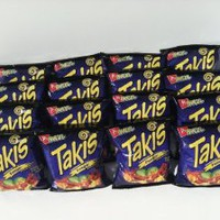 Takis Fuego 4 oz. (16 ct.): Amazon.com: Grocery & Gourmet Food