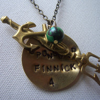 I Sponsored Finnick district 4 tribute