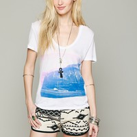 Free People More Love Tee