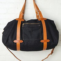 Free People Filson Denim Weekender