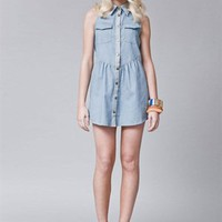 hold me shirt dress