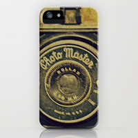 Discarded Treasure iPhone Case by RDelean