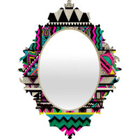 DENY Designs Home Accessories | Kris Tate Fiesta 1 Baroque Mirror