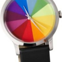 Colorwheel Watch - Paper Source
