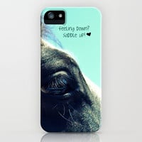 Saddle Up! iPhone Case by RDelean