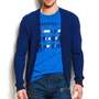 Armani Exchange Waffle Knit Cardigan Sweater