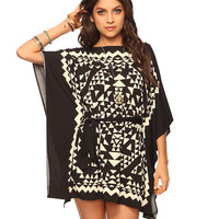 Pyramid Kaftan Dress | FOREVER21 - 2000039630