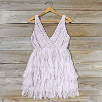 Drizzling Mist Dress in Dusty Lavender, Sweet Women&#x27;s Party &amp; Bridesmaid Dresses