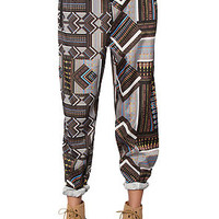 Ladakh Pant Tribal Jigsaw Multi