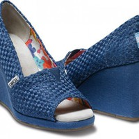 Wedges - Blue Savannah Women&#x27;s Wedges | TOMS.com