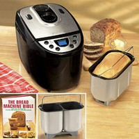 Bread Maker & Bible @ Fresh Finds