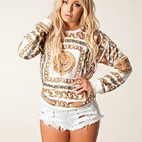 Awesome Chain Sweater, Fanny Lyckman For Estradeur