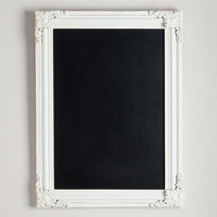 Georgina Ornate Chalkboard | World Market