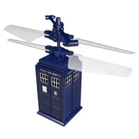Doctor Who Remote Control Flying TARDIS - Underground Toys - Doctor Who - Remote And Radio Control Toys at Entertainment Earth