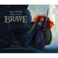 Amazon.com: The Art of Brave (9781452101422): Jenny Lerew: Books