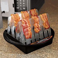 Microwave Bacon Cooker @ Fresh Finds