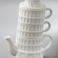 Pisa and Quiet Tea Set | Mod Retro Vintage Kitchen | ModCloth.com
