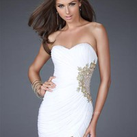 La Femme 16711 at Prom Dress Shop